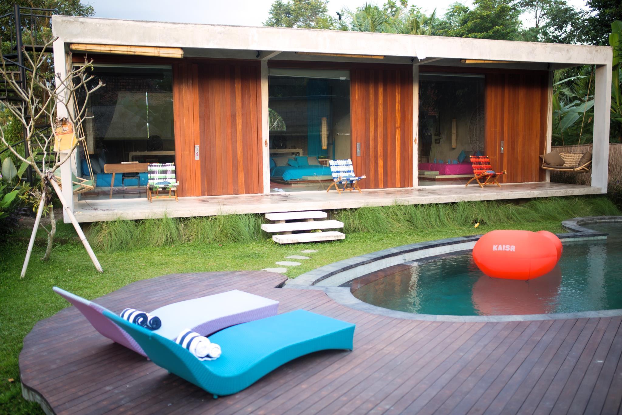 Podpadi A Minimalist 3 Bedroom Private Villa Oasis