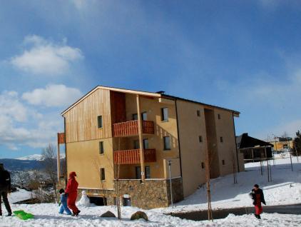 Residence Nemea Les Chalets Du Belvedere