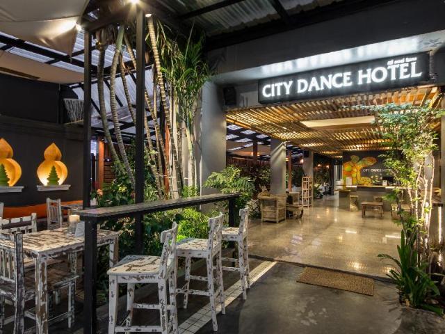 โรงแรมซิตี้ แดนซ์ – City Dance Hotel
