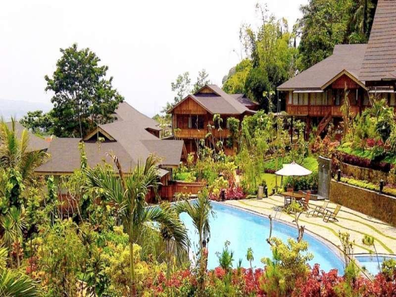 Jambuluwuk Batu Resort Malang Indonesia Overview