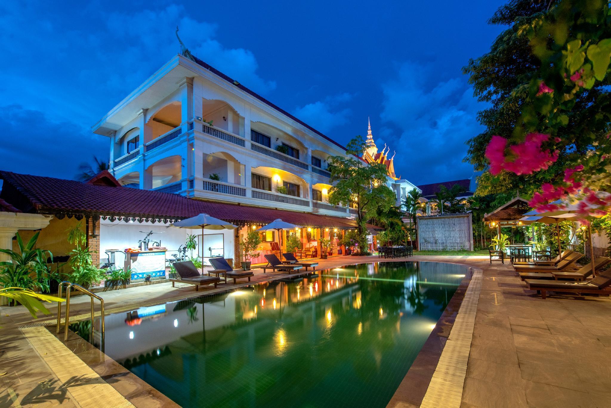 Lin Ratanak Angkor Hotel And Spa