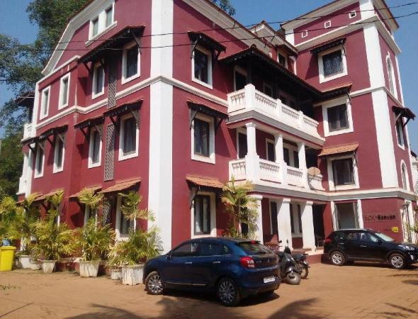 CasaMelhor Luxury Apt. In Candolim CM060 Goa