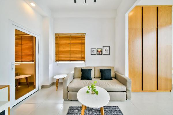 Serviced Apartment 01 in Thao Dien District 2  Ho Chi Minh City