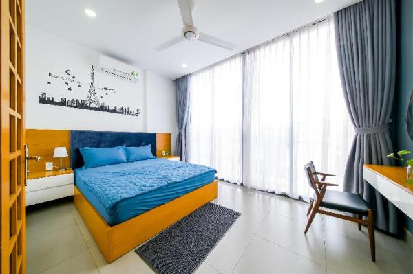 Serviced Apartment 04.02 in Thao dien Ward, D2 Ho Chi Minh City