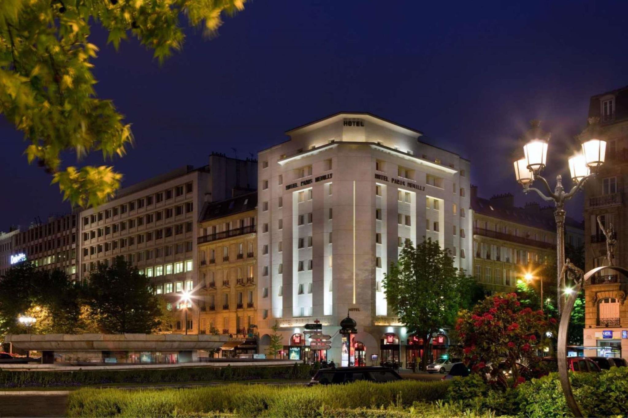 Hotel Paris Neuilly