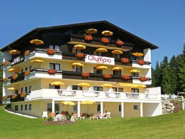 Apart Hotel Olympia Tirol
