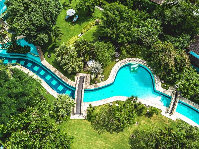 The Cakra Bali Hotel