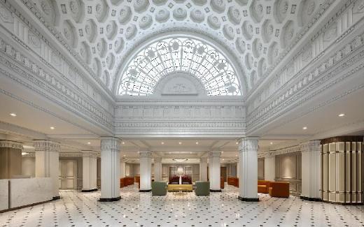 The Hamilton-Washington DC