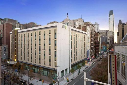 Home2 Suites by Hilton Philadelphia Convention Center