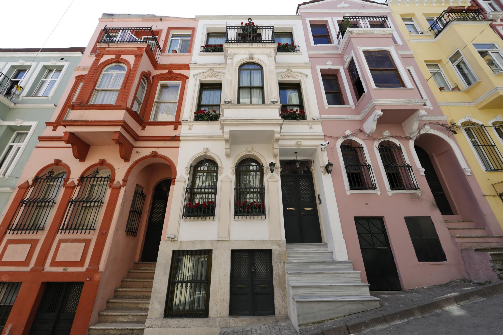 Catirga Konak Apartments