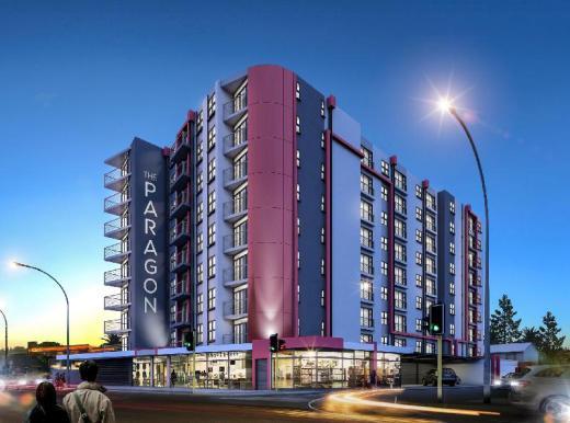 The Paragon Luxury Apartments