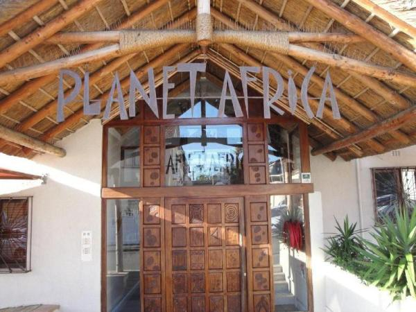 Planet Africa (1 Bedroom) (20) Cape Town