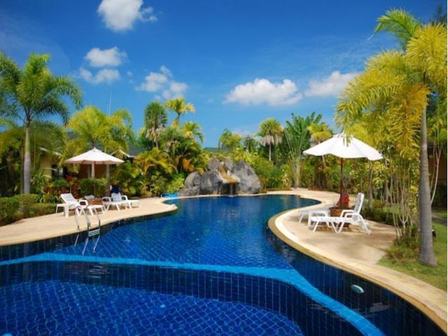 ปาล์ม การ์เดน รีสอร์ท เขาหลัก – Palm Garden Resort Khaolak