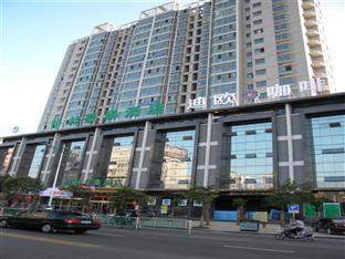 GreenTree Inn Shandong Weihai Xingfu Door Garden Dongcheng Road Express Hotel
