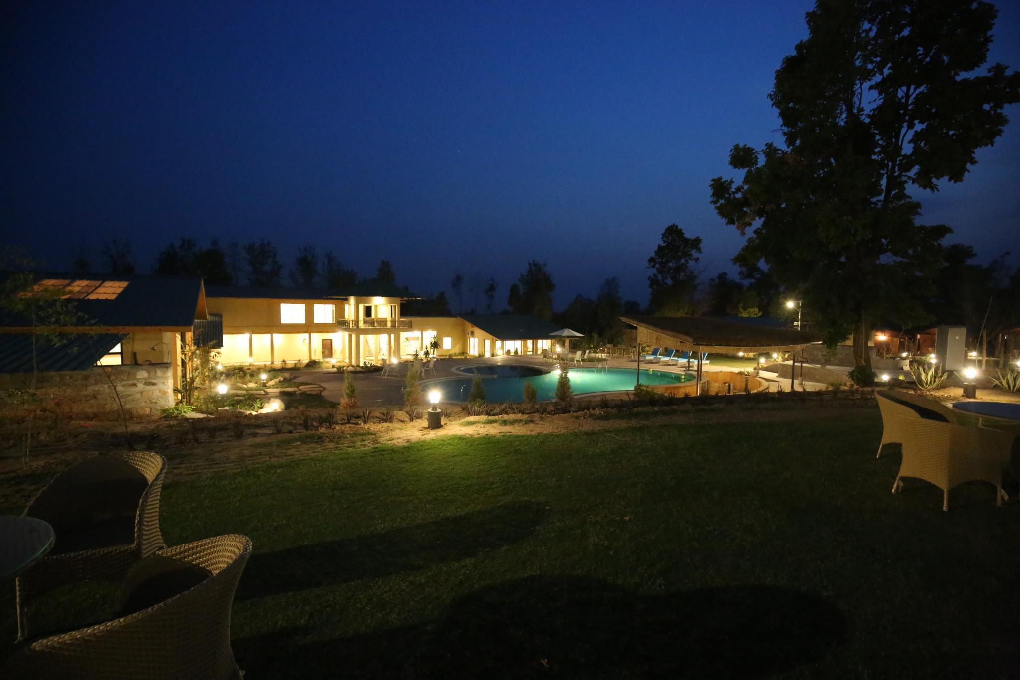Sitabani Jungle And SPA Resorts