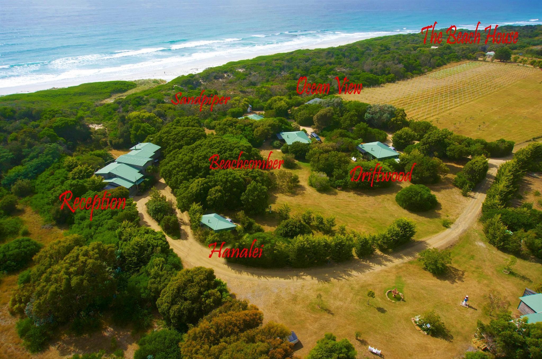 Sandpiper Ocean Cottages