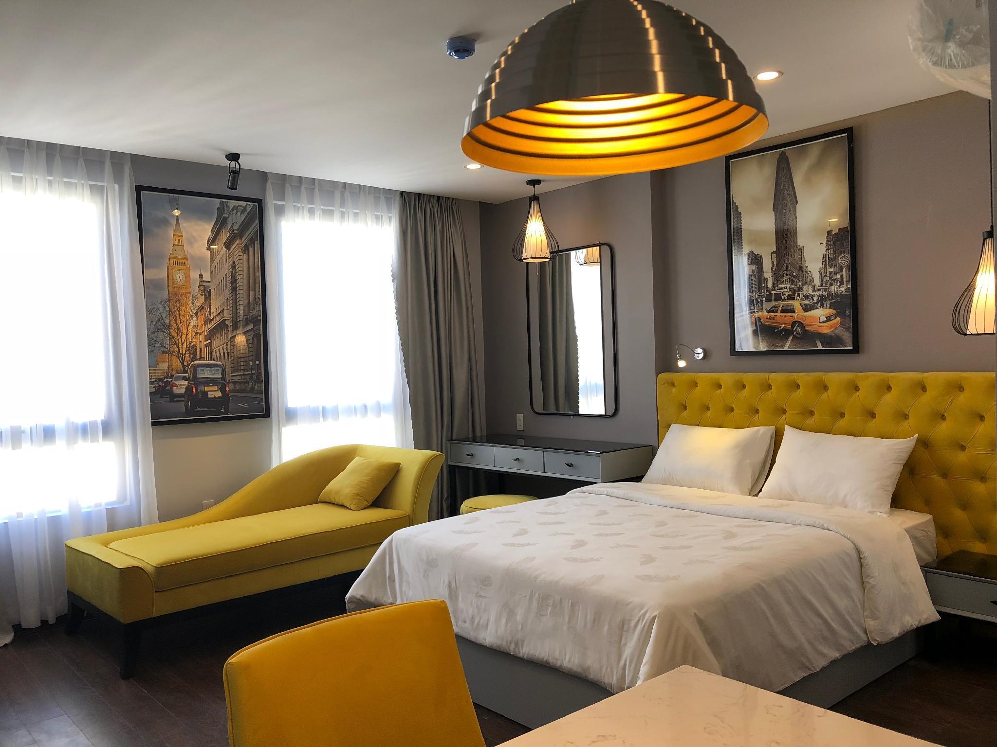 Sunny Beach Hotel And Apartment