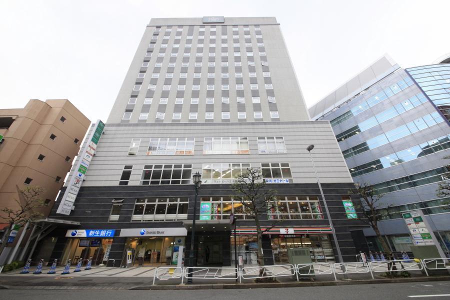 โรงแรมอาร์ แอนด์ บี ฮะจิโอจิ