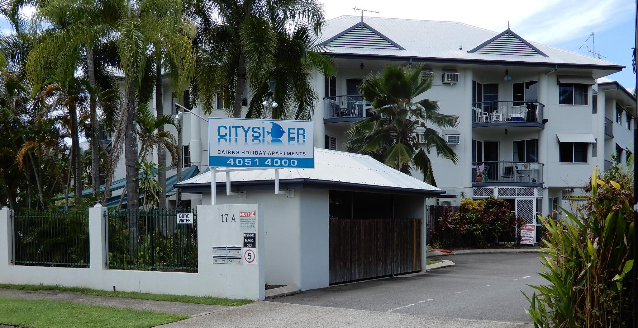 Citysider Apartments