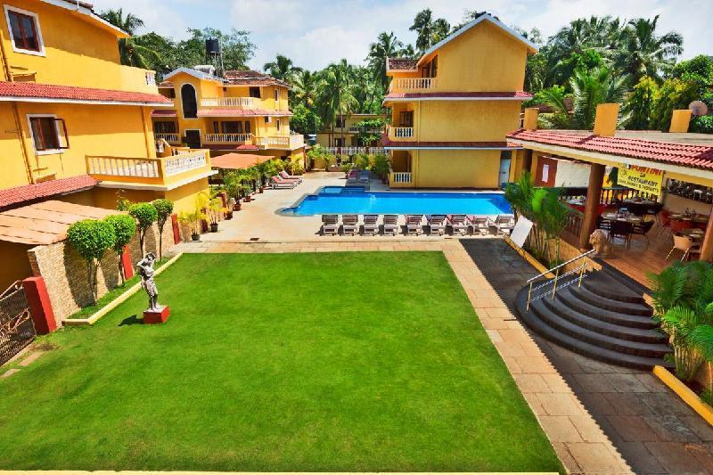 Marina Bay Beach Resort Hotel North Goa