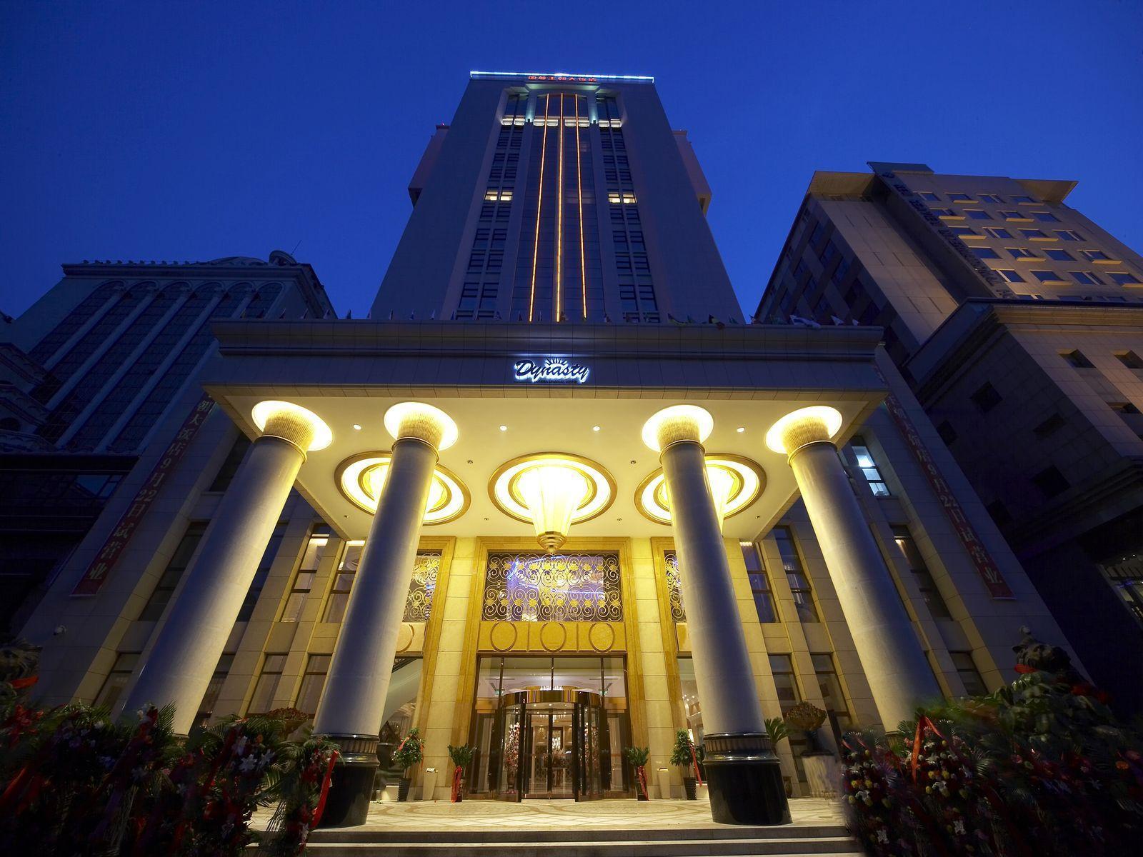 Dynasty Hotel Dalian Reviews