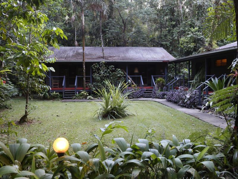 Heritage Lodge In The Daintree