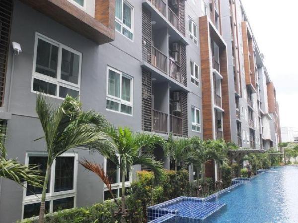 The Trust Residence Center Pattaya, Unit 3 Pattaya