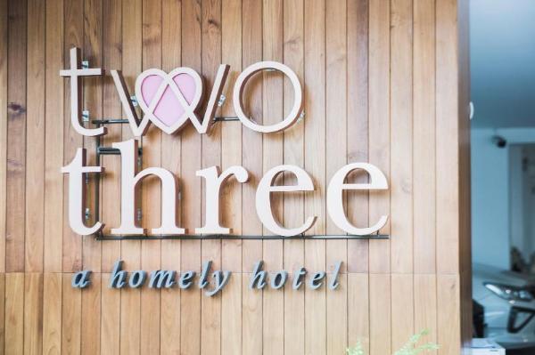 Two Three A Homely Hotel Bangkok