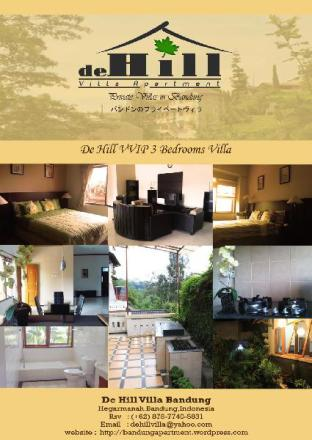 3 Bedroom De Hill Villa Apartment No 4 Bandung