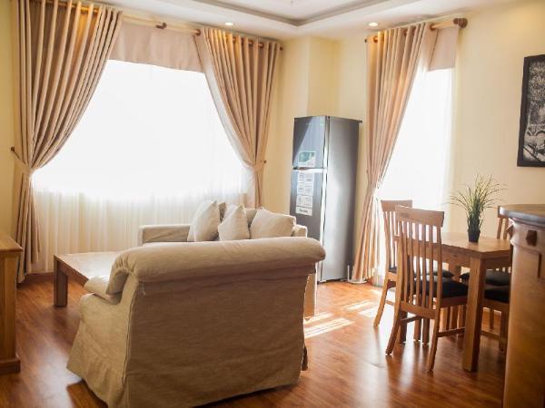 Merin City Suites Deluxe 2 Bedrooms C Ho Chi Minh City