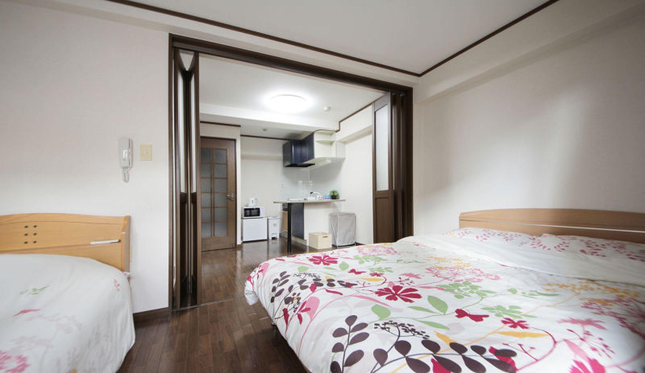 Namba Roiyaru Apartment 603 Osaka Japan