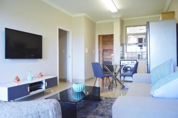 Luxury 2 Bedroom Central Park Durban