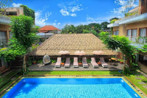 Hotel Puriartha Ubud