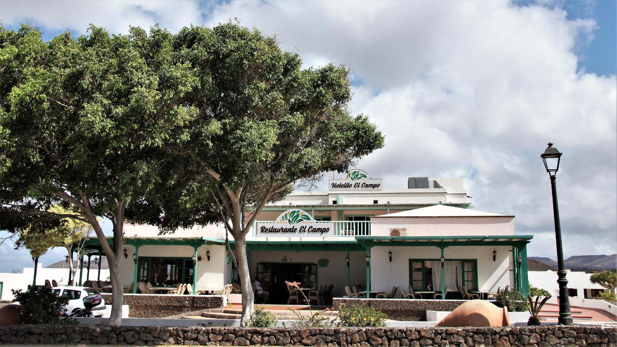 Hotelito El Campo