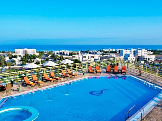 City Seasons Hotel Muscat