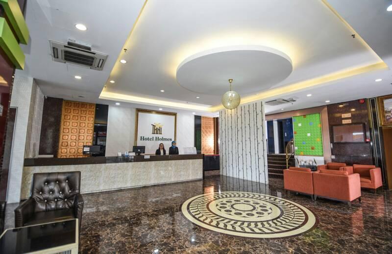 Hotel Holmes Johor Jaya