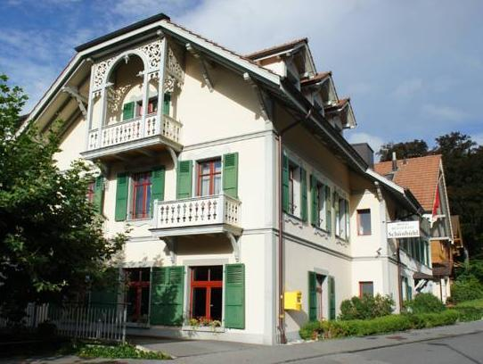 Schonbuhl Hotel And Restaurant Lake Thun