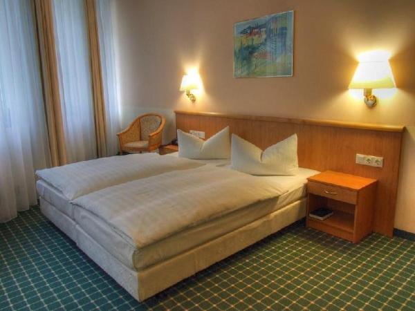 Hotel Kubrat in Helle Mitte Berlin