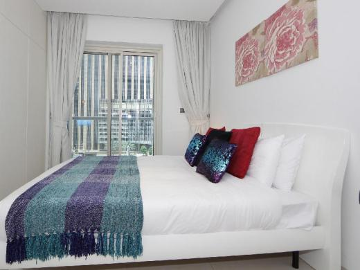 Dubai Marina Exceptional One Bedroom, West Avenue