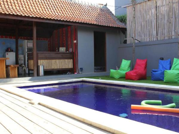 The Tipsy Gypsy Hostel Bali