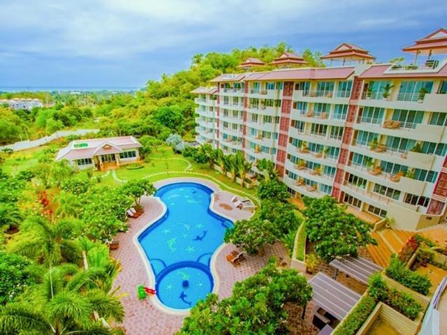 ซีวิว อพาร์ตเมนต์ อิน หัวหิน – Seaview Apartments in Hua Hin