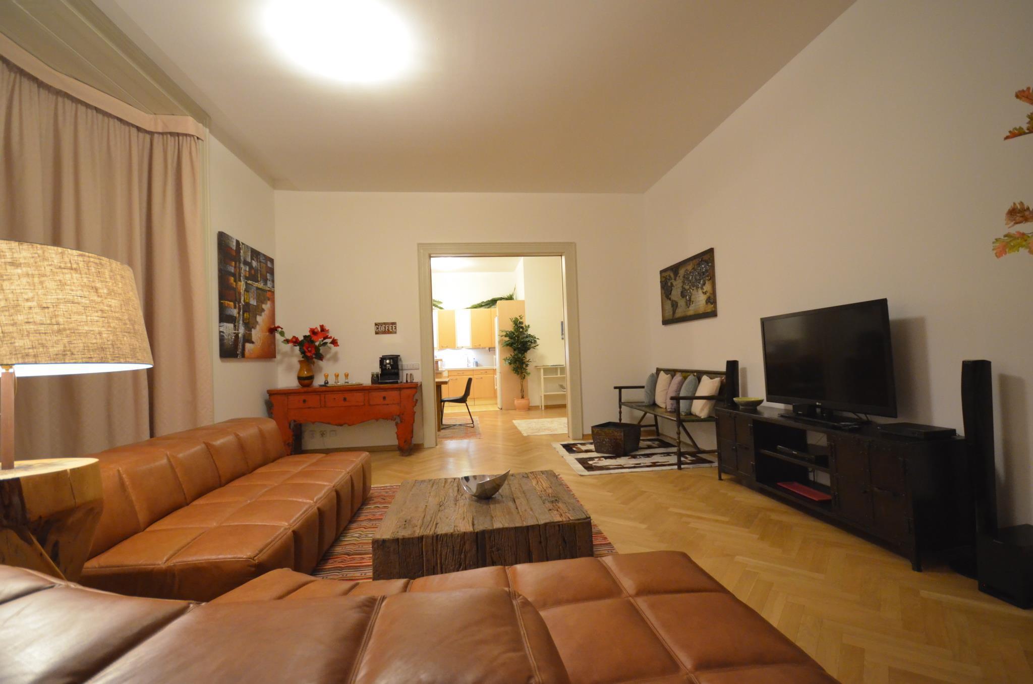 Grand Luxury Apartment Collection Valentinska