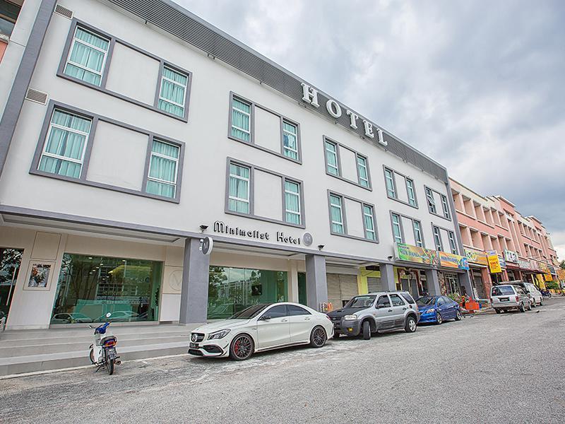 Minimalist Hotel