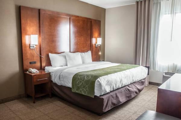 Comfort Suites Dover