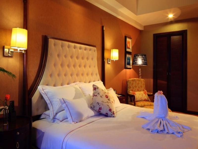 Review Country Garden Phoenix Hotel Binhu City