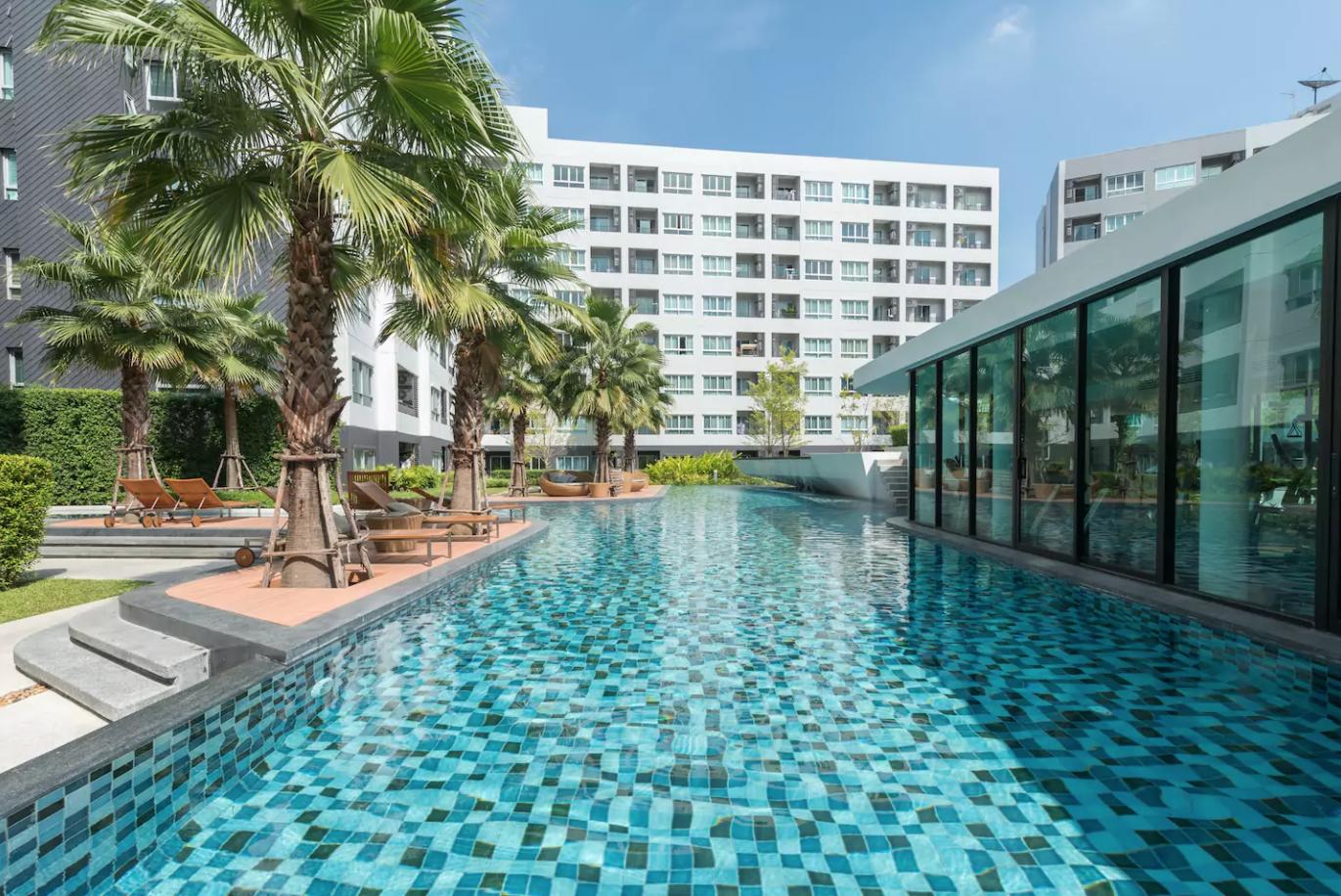 BrandNewCondo ResortStyle. FreeWIFI. BTS UDOMSUK.