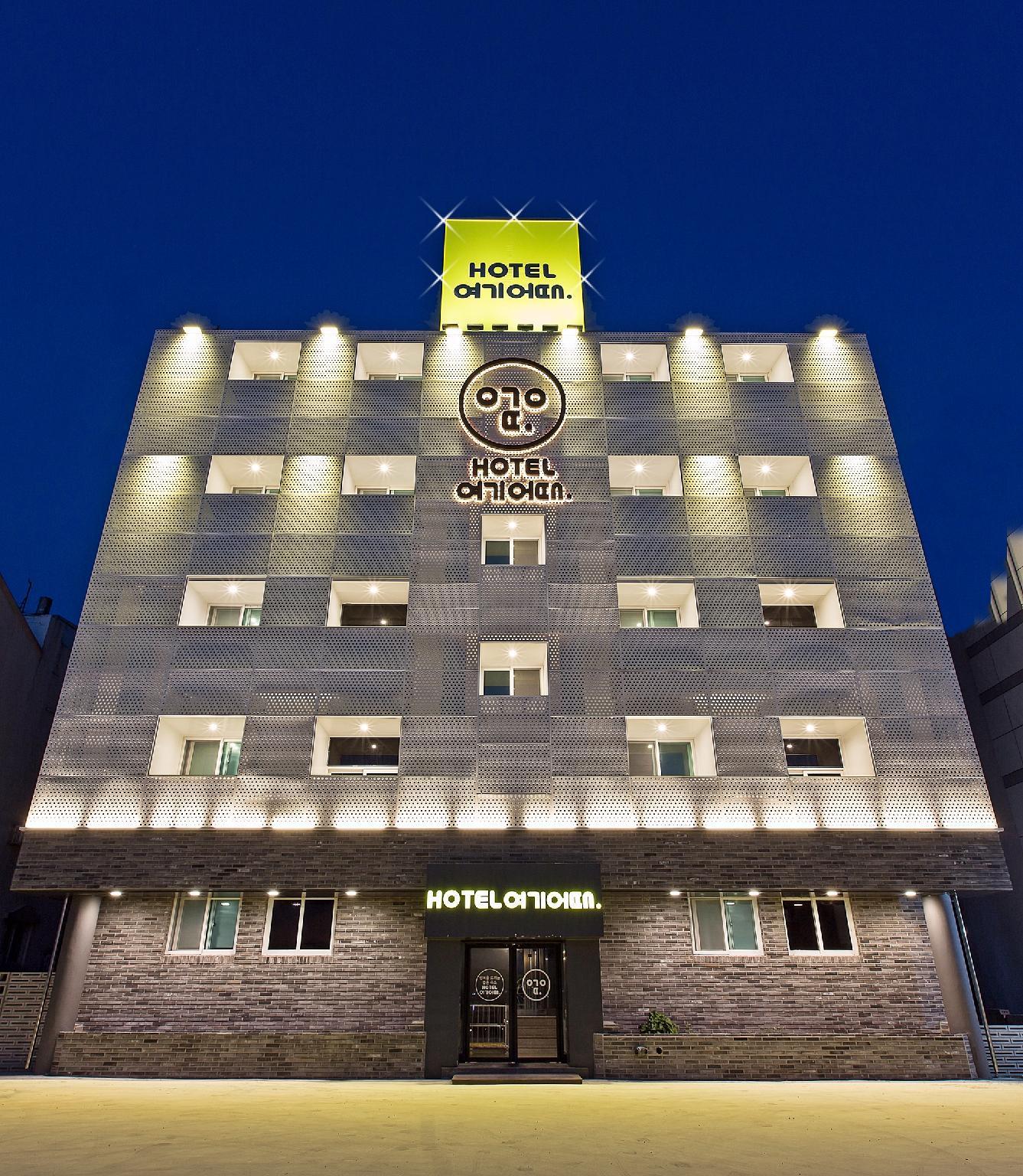 Hotel Yeogiuhtte Gyeongpo