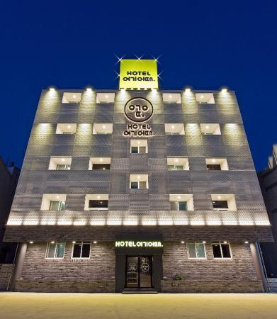 Hotel Yeogiuhtte Gyeongpo Gangneung-si