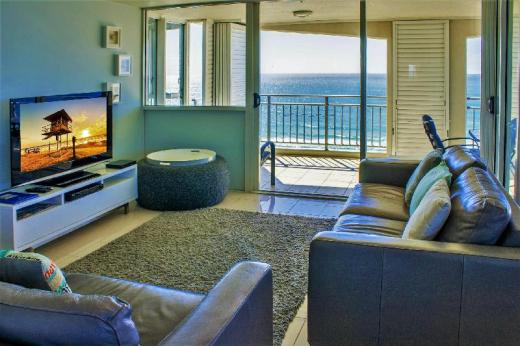 Indigo Blue Beachfront Holiday Apartments