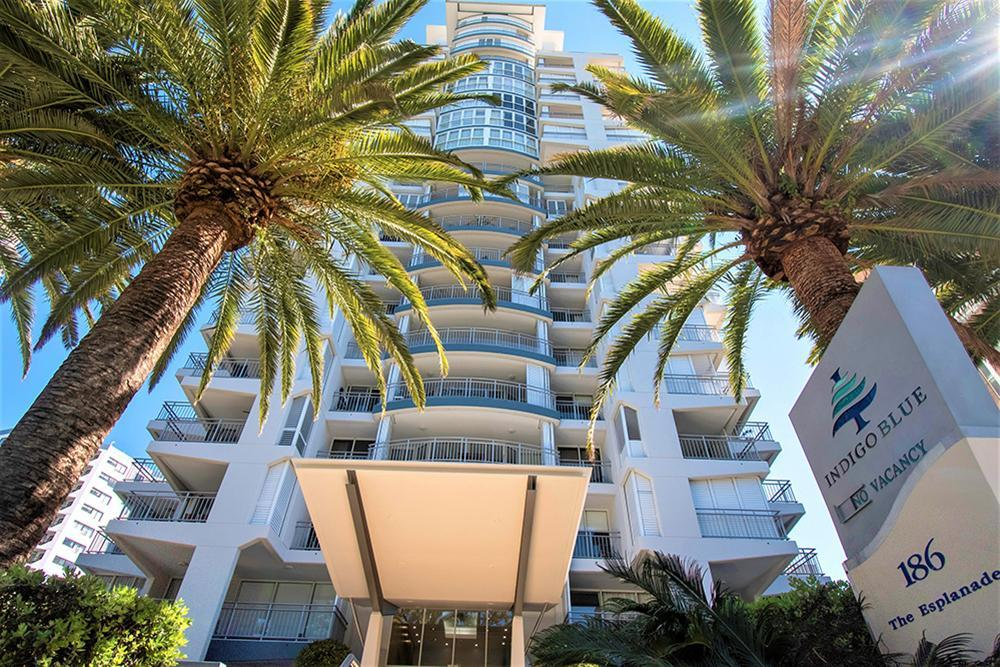 Indigo Blue Beachfront Holiday Apartments